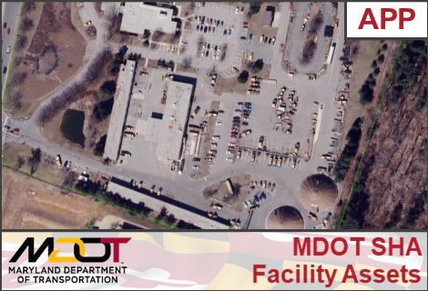 Maryland's GIS Data Catalog - MDOT Apps Internal