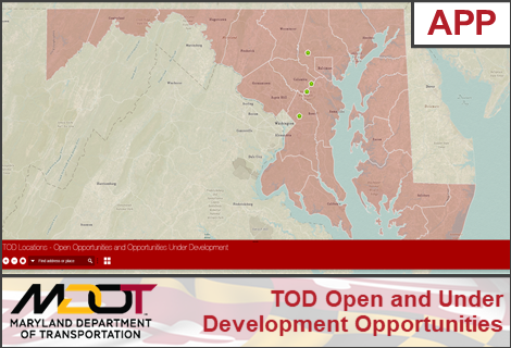 Mdot Interactive Map Maryland's GIS Data Catalog   MDOT Interactive Maps